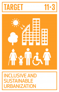 GTI リスト ( GTI List )-SDGs2030年までに、包摂的かつ持続可能な都市化を促進し、全ての国々の参加型、包摂的かつ持続可能な人間居住計画・管理の能力を強化する。