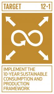 GTI リスト ( GTI List )-SDGs開発途上国の開発状況や能力を勘案しつつ、持続可能な消費と生産に関する10年計画枠組み(10YFP)を実施し、先進国主導の下、全ての国々が対策を講じる。
