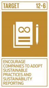 GTI リスト ( GTI List )-SDGs特に大企業や多国籍企業などの企業に対し、持続可能な取り組みを導入し、持続可能性に関する情報を定期報告に盛り込むよう奨励する。