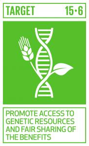 GTI リスト ( GTI List )-SDGs国際合意に基づき、遺伝資源の利用から生ずる利益の公正かつ衡平な配分を推進するとともに、遺伝資源への適切なアクセスを推進する。