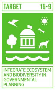 GTI リスト ( GTI List )-SDGs2020年までに、生態系と生物多様性の価値を、国や地方の計画策定、開発プロセス及び貧困削減のための戦略及び会計に組み込む。