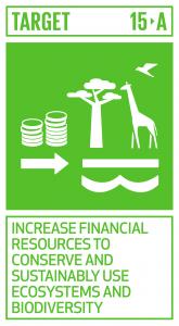 GTI リスト ( GTI List )-SDGs生物多様性と生態系の保全と持続的な利用のために、あらゆる資金源からの資金の動員及び大幅な増額を行う。