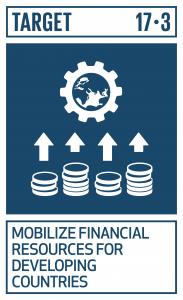 GTI リスト ( GTI List )-SDGs複数の財源から、開発途上国のための追加的資金源を動員する。