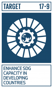 GTI リスト ( GTI List )-SDGs全ての持続可能な開発目標を実施するための国家計画を支援するべく、南北協力、南南協力及び三角協力などを通じて、開発途上国における効果的かつ的をしぼった能力構築の実施に対する国際的な支援を強化する。