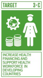 GTI リスト ( GTI List )-SDGs開発途上国、特に後発開発途上国及び小島嶼開発途上国において保健財政及び保健人材の採用、能力開発・訓練及び定着を大幅に拡大させる。