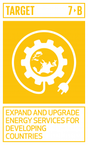 GTI リスト ( GTI List )-SDGs2030年までに、各々の支援プログラムに沿って開発途上国、特に後発開発途上国及び小島嶼開発途上国、内陸開発途上国の全ての人々に現代的で持続可能なエネルギーサービスを供給できるよう、インフラ拡大と技術向上を行う。