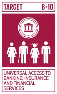 GTI リスト ( GTI List )-SDGs国内の金融機関の能力を強化し、全ての人々の銀行取引、保険及び金融サービスへのアクセスを促進・拡大する。