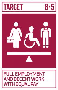 GTI リスト ( GTI List )-SDGs2030年までに、若者や障害者を含む全ての男性及び女性の、完全かつ生産的な雇用及び働きがいのある人間らしい仕事、並びに同一労働同一賃金を達成する。