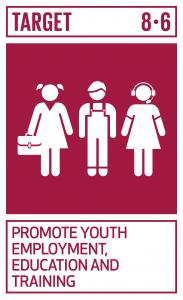 GTI リスト ( GTI List )-SDGs2020年までに、就労、就学及び職業訓練のいずれも行っていない若者の割合を大幅に減らす。