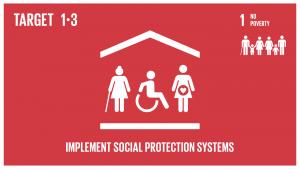 GTI リスト ( GTI List )-SDGs各国において最低限の基準を含む適切な社会保護制度及び対策を実施し、2030年までに貧困層及び脆弱層に対し十分な保護を達成する。