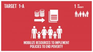 GTI リスト ( GTI List )-SDGsあらゆる次元での貧困を終わらせるための計画や政策を実施するべく、後発開発途上国をはじめとする開発途上国に対して適切かつ予測可能な手段を講じるため、開発協力の強化などを通じて、さまざまな供給源からの相当量の資源の動員を確保する。