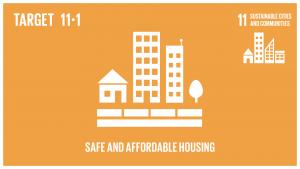 GTI リスト ( GTI List )-SDGs2030年までに、全ての人々の、適切、安全かつ安価な住宅及び基本的サービスへのアクセスを確保し、スラムを改善する。
