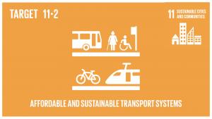 GTI リスト ( GTI List )-SDGs2030年までに、脆弱な立場にある人々、女性、子供、障害者及び高齢者のニーズに特に配慮し、公共交通機関の拡大などを通じた交通の安全性改善により、全ての人々に、安全かつ安価で容易に利用できる、持続可能な輸送システムへのアクセスを提供する。