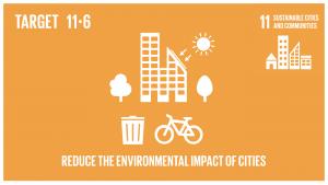 GTI リスト ( GTI List )-SDGs2030年までに、大気の質及び一般並びにその他の廃棄物の管理に特別な注意を払うことによるものを含め、都市の一人当たりの環境上の悪影響を軽減する。