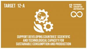 GTI リスト ( GTI List )-SDGs開発途上国に対し、より持続可能な消費・生産形態の促進のための科学的・技術的能力の強化を支援する。