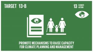 GTI リスト ( GTI List )-SDGs後発開発途上国及び小島嶼開発途上国において、女性や青年、地方及び社会的に疎外されたコミュニティに焦点を当てることを含め、気候変動関連の効果的な計画策定と管理のための能力を向上するメカニズムを推進する。
