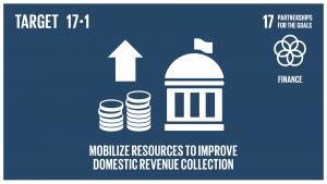 GTI リスト ( GTI List )-SDGs課税及び徴税能力の向上のため、開発途上国への国際的な支援なども通じて、国内資源の動員を強化する。