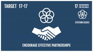 GTI リスト ( GTI List )-SDGsさまざまなパートナーシップの経験や資源戦略を基にした、効果的な公的、官民、市民社会のパートナーシップを奨励・推進する。