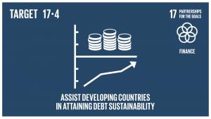 GTI リスト ( GTI List )-SDGs必要に応じた負債による資金調達、債務救済及び債務再編の促進を目的とした協調的な政策により、開発途上国の長期的な債務の持続可能性の実現を支援し、重債務貧困国(HIPC)の対外債務への対応により債務リスクを軽減する。