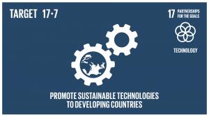 GTI リスト ( GTI List )-SDGs開発途上国に対し、譲許的・特恵的条件などの相互に合意した有利な条件の下で、環境に配慮した技術の開発、移転、普及及び拡散を促進する。