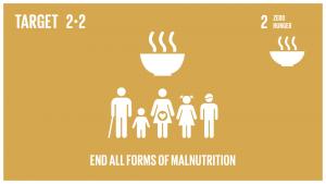 GTI リスト ( GTI List )-SDGs5歳未満の子供の発育阻害や消耗性疾患について国際的に合意されたターゲットを2025年までに達成するなど、2030年までにあらゆる形態の栄養不良を解消し、若年女子、妊婦・授乳婦及び高齢者の栄養ニーズへの対処を行う。