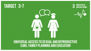 GTI リスト ( GTI List )-SDGs2030年までに、家族計画、情報・教育及び性と生殖に関する健康の国家戦略・計画への組み入れを含む、性と生殖に関する保健サービスを全ての人々が利用できるようにする。