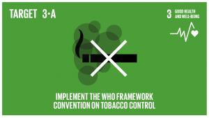 GTI リスト ( GTI List )-SDGs全ての国々において、たばこの規制に関する世界保健機関枠組条約の実施を適宜強化する。