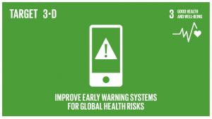 GTI リスト ( GTI List )-SDGs全ての国々、特に開発途上国の国家・世界規模な健康危険因子の早期警告、危険因子緩和及び危険因子管理のための能力を強化する。