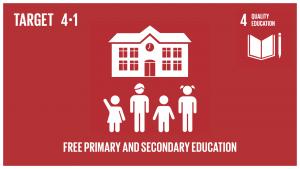 GTI リスト ( GTI List )-SDGs2030年までに、全ての子供が男女の区別なく、適切かつ効果的な学習成果をもたらす、無償かつ公正で質の高い初等教育及び中等教育を修了できるようにする。