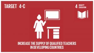 GTI リスト ( GTI List )-SDGs2030年までに、開発途上国、特に後発開発途上国及び小島嶼開発途上国における教員研修のための国際協力などを通じて、質の高い教員の数を大幅に増加させる。