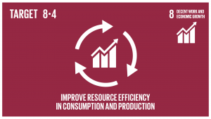 GTI リスト ( GTI List )-SDGs2030年までに、世界の消費と生産における資源効率を漸進的に改善させ、先進国主導の下、持続可能な消費と生産に関する10か年計画枠組みに従い、経済成長と環境悪化の分断を図る。