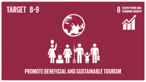 GTI リスト ( GTI List )-SDGs2030年までに、雇用創出、地方の文化振興・産品販促につながる持続可能な観光業を促進するための政策を立案し実施する。