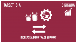 GTI リスト ( GTI List )-SDGs後発開発途上国への貿易関連技術支援のための拡大統合フレームワーク(EIF)などを通じた支援を含む、開発途上国、特に後発開発途上国に対する貿易のための援助を拡大する。