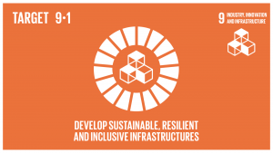 GTI リスト ( GTI List )-SDGs全ての人々に安価で公平なアクセスに重点を置いた経済発展と人間の福祉を支援するために、地域・越境インフラを含む質の高い、信頼でき、持続可能かつ強靱(レジリエント)なインフラを開発する。