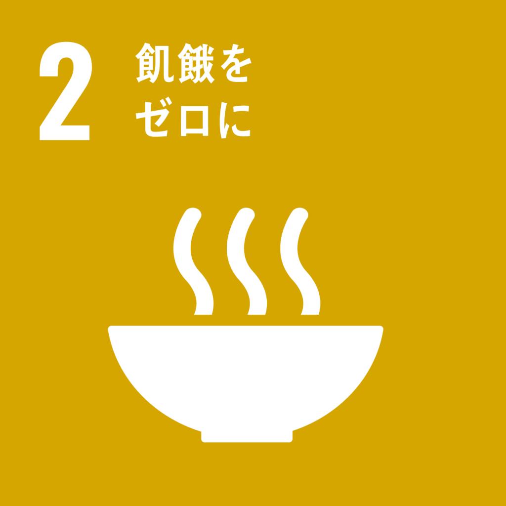 GTI リスト ( GTI List )-SDGs目標2:飢餓をゼロに