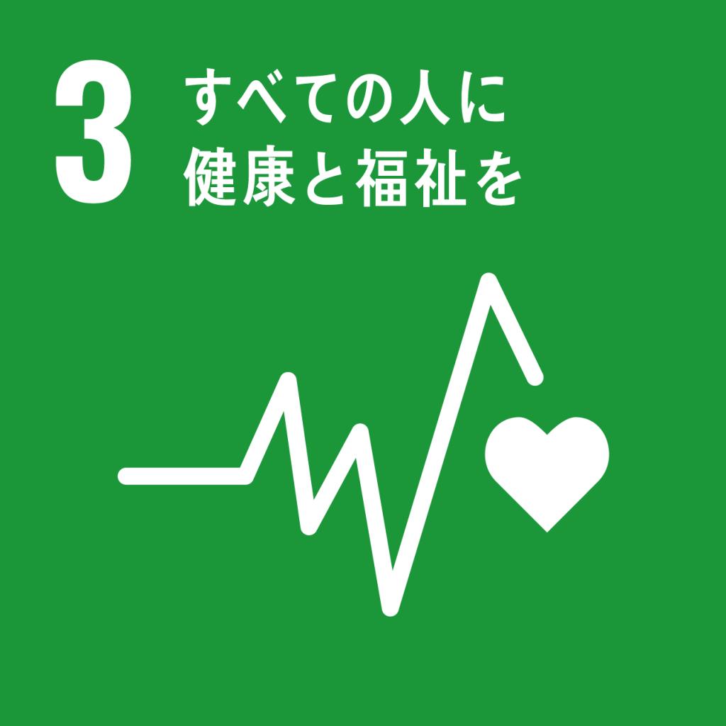 GTI リスト ( GTI List )-SDGs目標3:すべての人に健康と福祉を