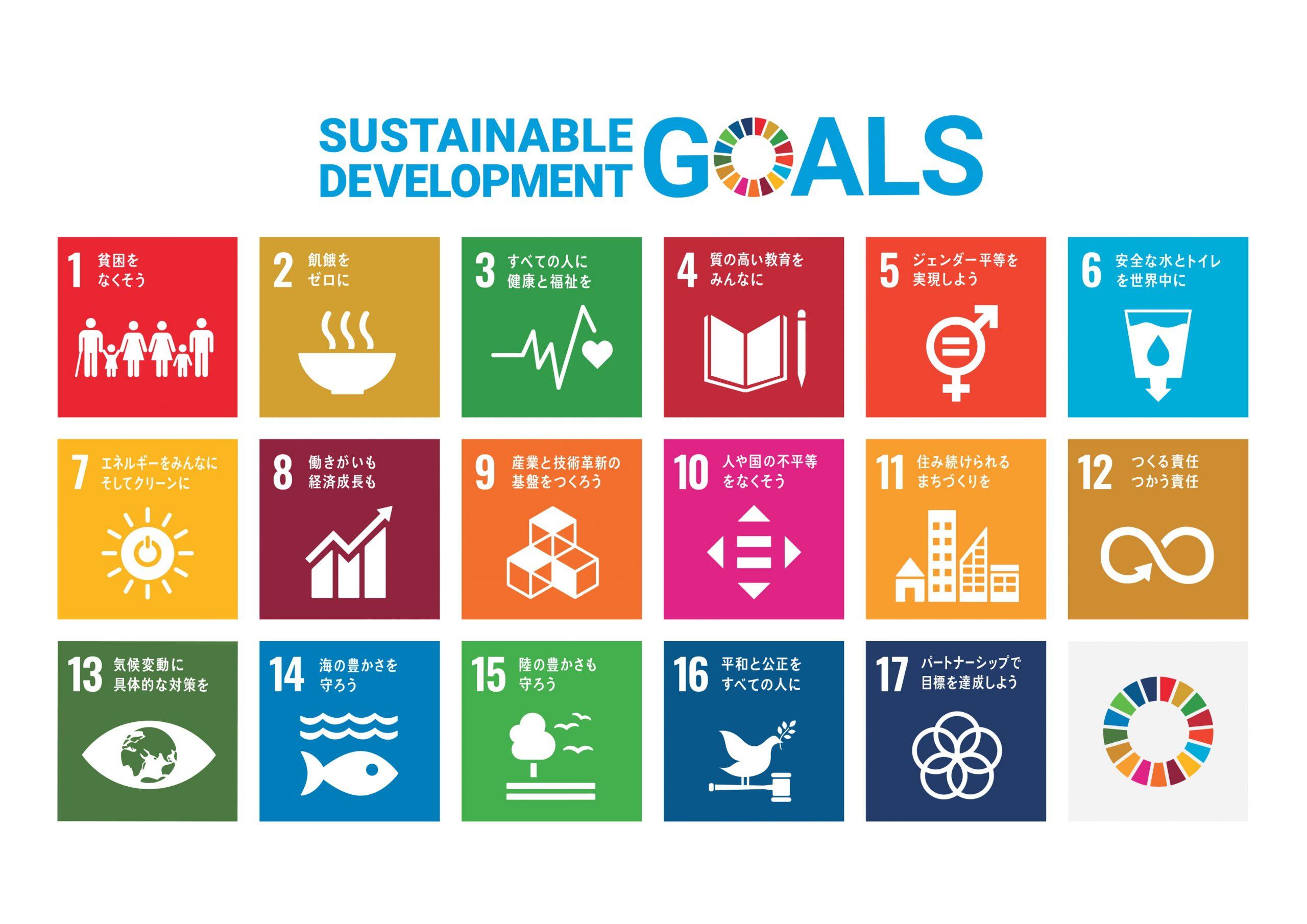ブログ SDGs とは